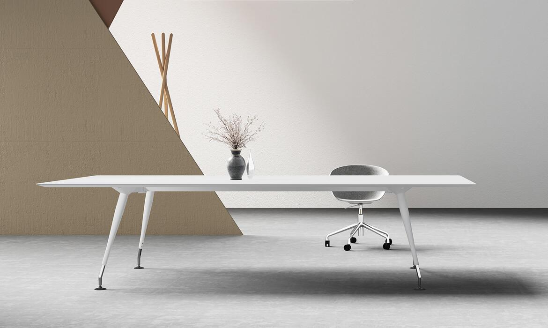 Scrivania da tavolo di grandi dimensioni per ufficio (29A ...